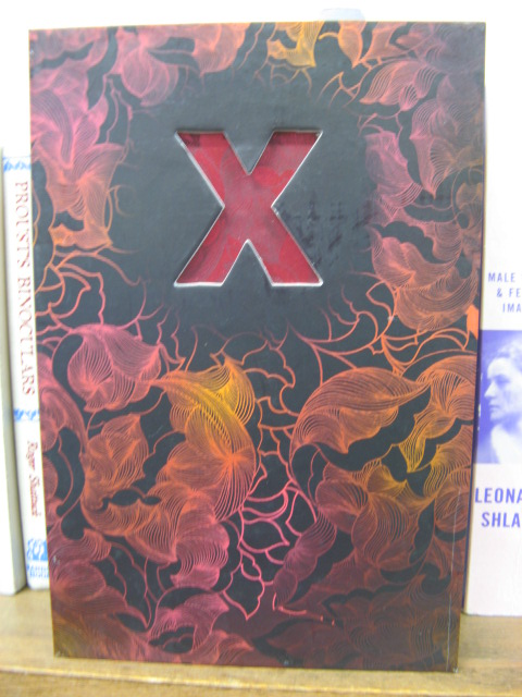 Image for X: An Erotic Treasury