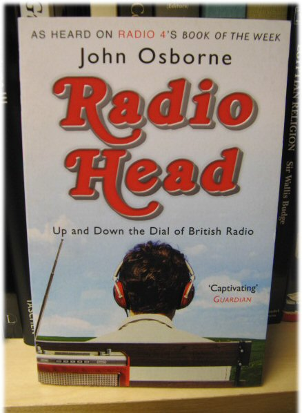 Image for Radio Head: Up and Down the Dial of British Radio