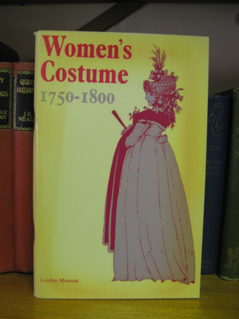 Image for Women's Costume 1750-1800