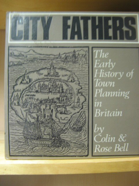 Image for City Fathers: The Early History of Town Planning in Britain