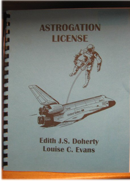 Image for Astrogation License: A Scientific and Mathematical Approach to Navigation in Space