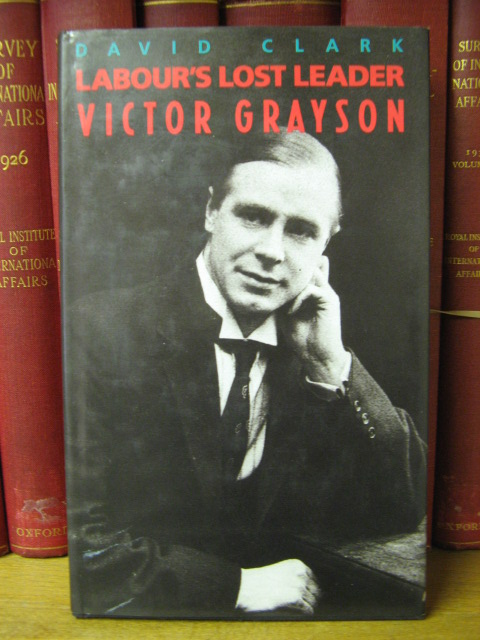 Image for Labour's Lost Leader: Victor Grayson