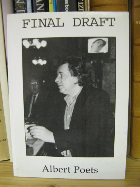 Image for Final Draft: The Third Anthology of Poetry at the Albert