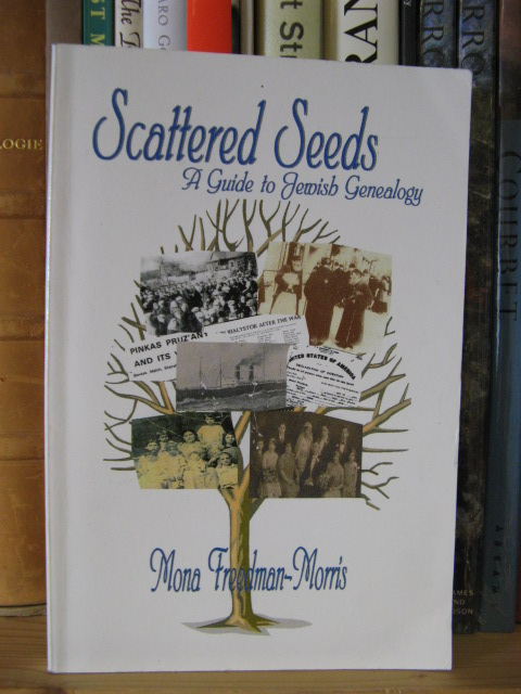 Image for Scattered Seeds: A Guide to Jewish Genealogy