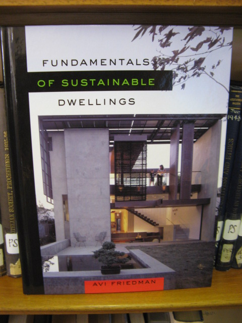 Image for Fundamentals of Sustainable Dwellings