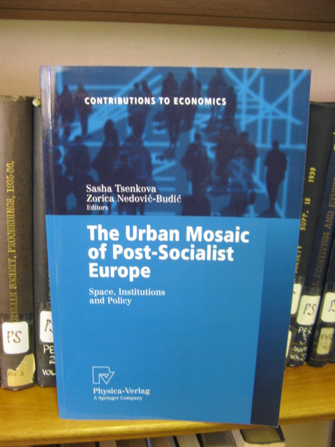 Image for The Urban Mosaic of Post-Socialist Europe: Space, Institutions and Policy