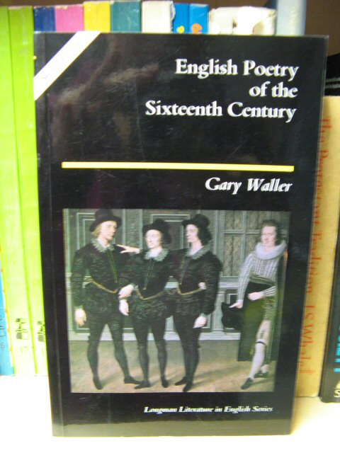 Image for English Poetry of the Sixteenth Century (Longman Literature in English Series)