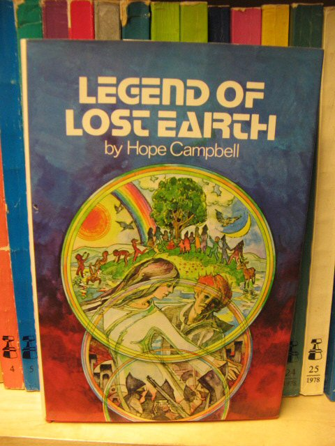 Image for Legend of Lost Earth