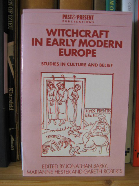 Image for Witchcraft in Early Modern Europe: Studies in Culture and Belief
