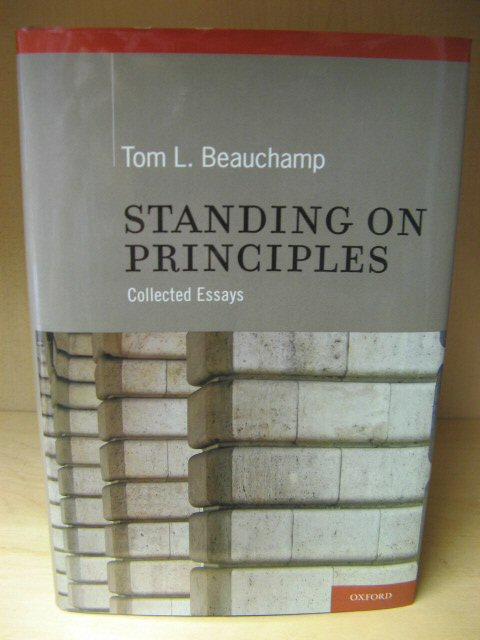 Image for Standing on Principles: Collected Essays