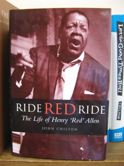 Image for Ride, Red, Ride: The Life of Henry 'Red' Allen
