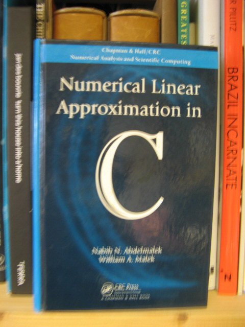 Image for Numerical Linear Approximation in C