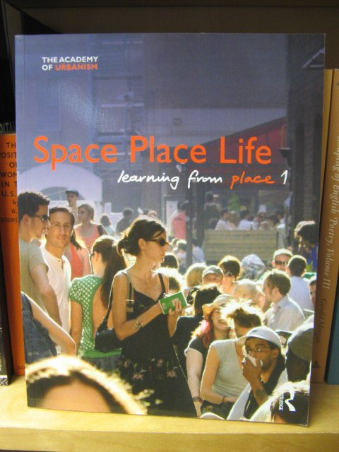 Image for Space, Place, Life: Learning from Place 1