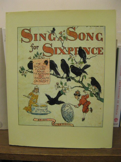 Image for Sing a Song for Sixpence
