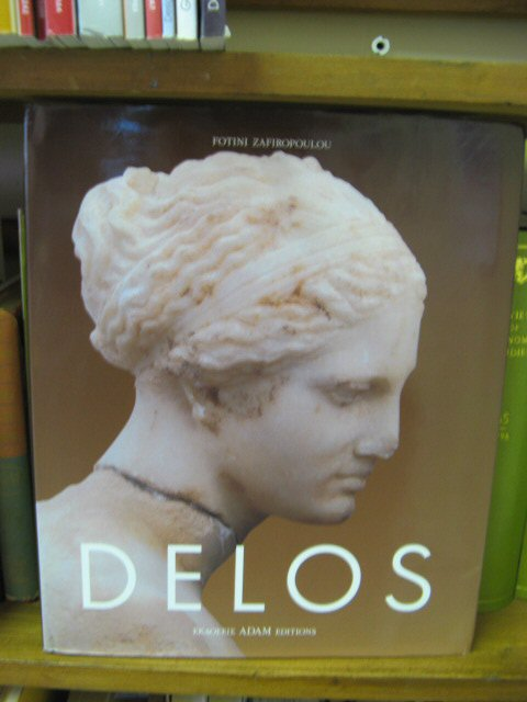 Image for Delos: The Testimony of Museum Exhibits