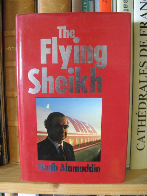 Image for The Flying Sheikh
