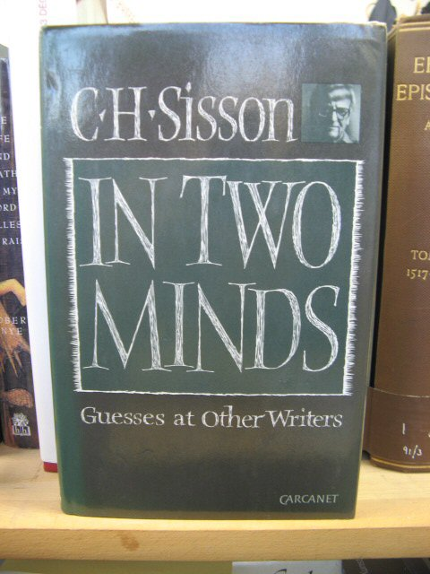 Image for In Two Minds: Guesses at Other Writers