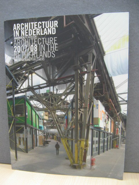 Image for Architectuur in Nederland Jaarboek/Architecture in the Netherlands Yearbook 2007/08