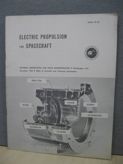 Image for Electric Propulsion for Spacecraft