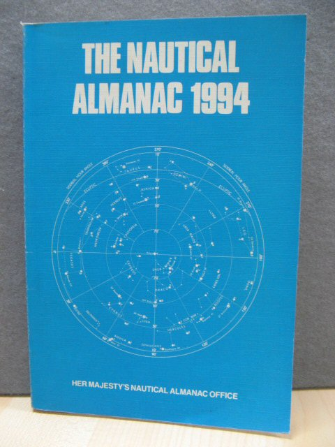 Image for The Nautical Almanac 1994