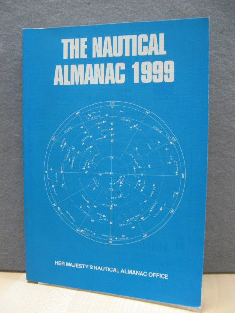 Image for The Nautical Almanac 1999