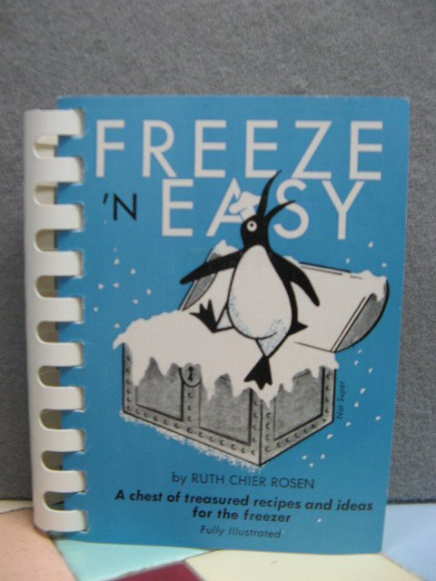 Image for Freeze 'N Easy