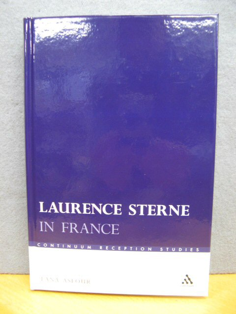Image for Laurence Sterne in France