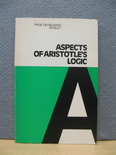 Image for Aspects of Aristotle's Logic