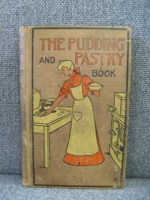 Image for The Pudding and the Pastry Book