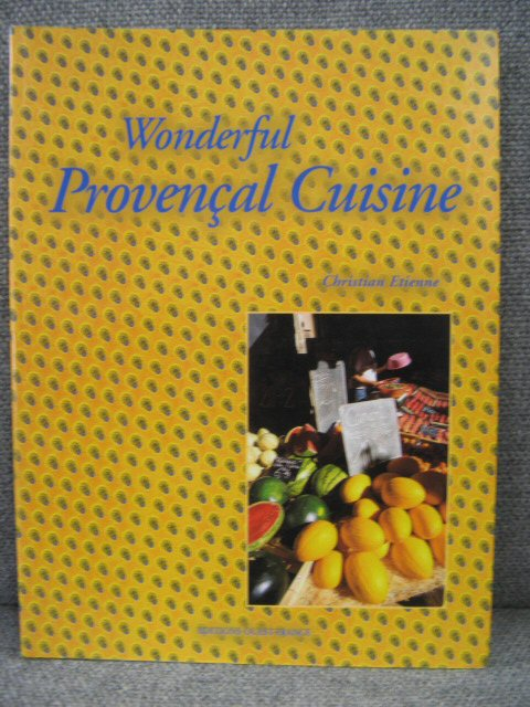 Image for Wonderful Provencal Cuisine