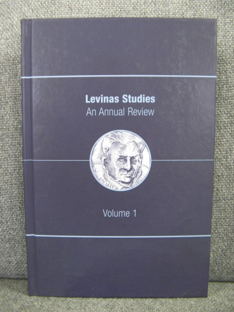 Image for Levinas Studies: An Annual Review: Volume 1
