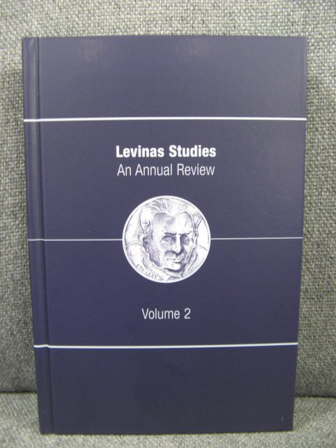 Image for Levinas Studies: An Annual Review: Volume 2