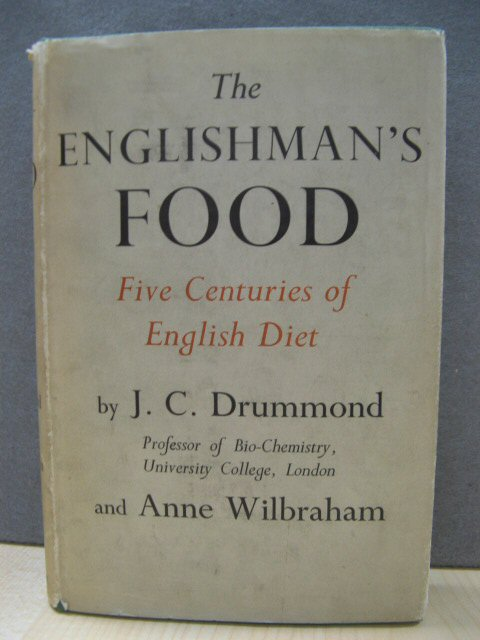 Image for The Englishman's Food: A History of Five Centuries of English Diet