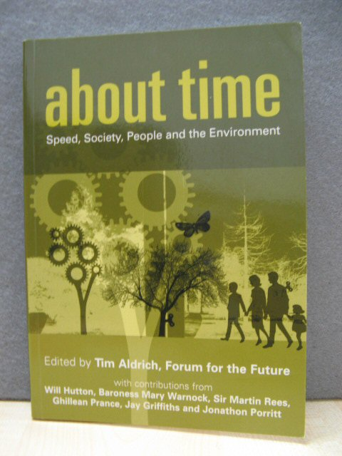 Image for About Time: Speed, Society, People and the Environment