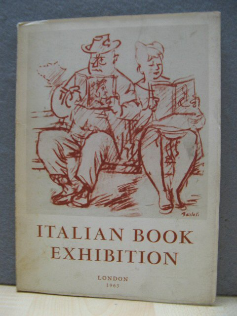 Image for Italian Book Exhibition 1963, November at the National Book League, London