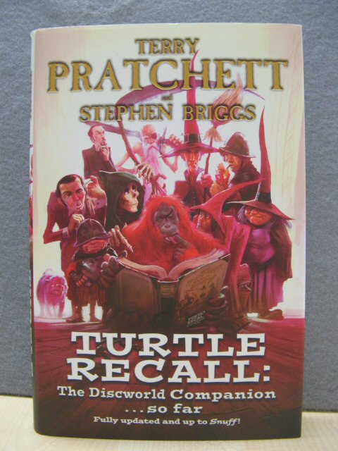 Image for Turtle Recall: The Discworld Companion... So Far