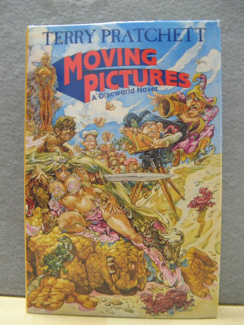 Image for Moving Pictures