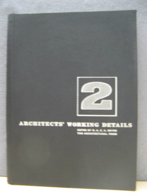 Image for Architects' Working Details: Volume 2