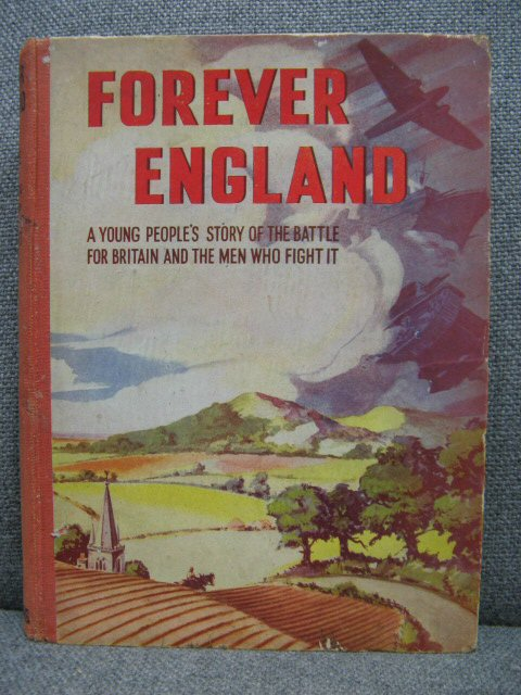 Image for Forever England: The Battle for Britain and the men who fight it