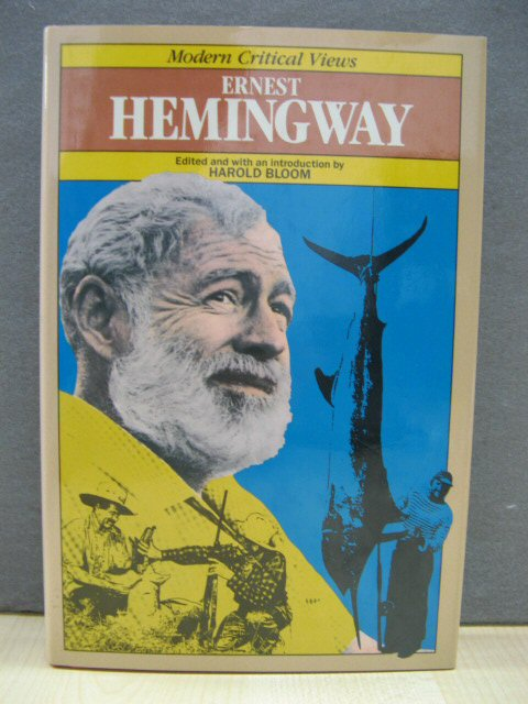 Image for Ernest Hemingway (Modern Critical Views)