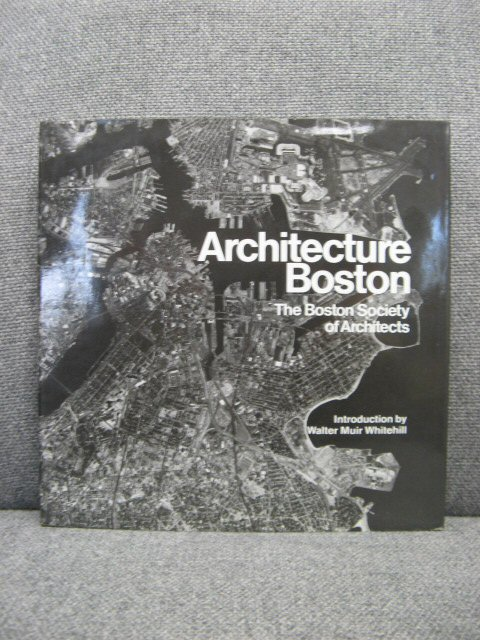 Image for Architecture Boston: The Boston Society of Architects