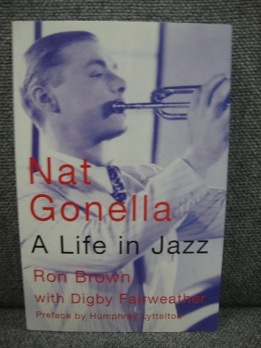 Image for Nat Gonella: A Life in Jazz