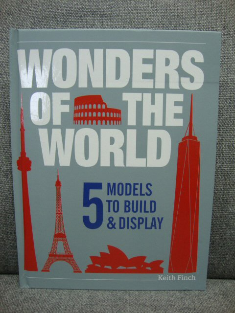 Image for Wonders of the World: 5 Models to Build and Display
