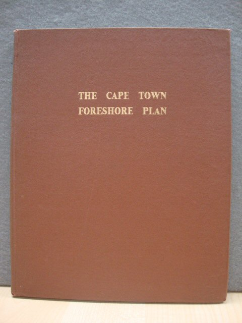 Image for The Cape Town Foreshore Plan
