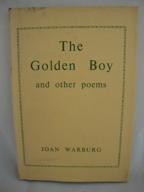 Image for The Golden Boy and Other Poems