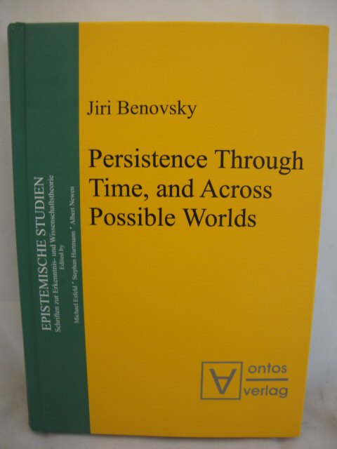 Image for Persistence Through Time, and Across Possible Worlds