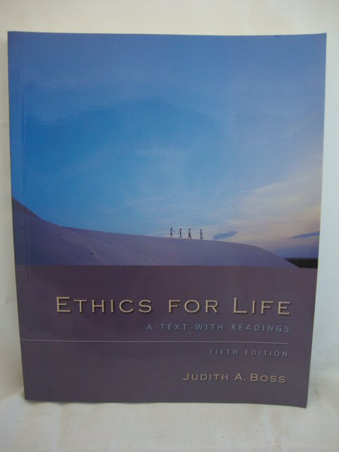 Image for Ethics for Life: A Text with Readings