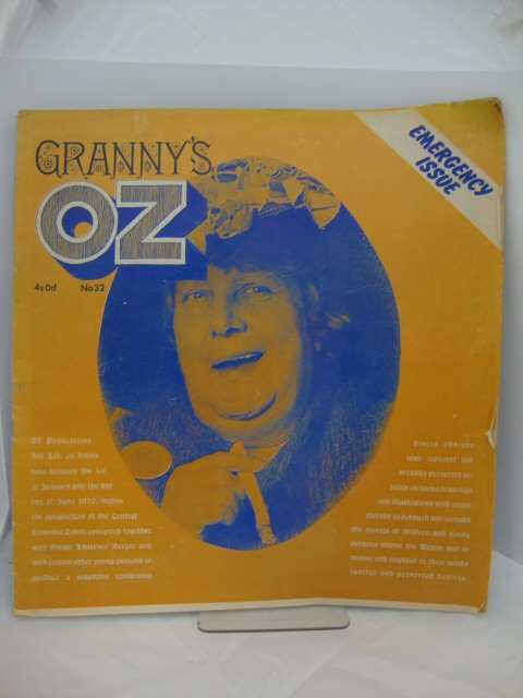Image for OZ 32 - January 1971