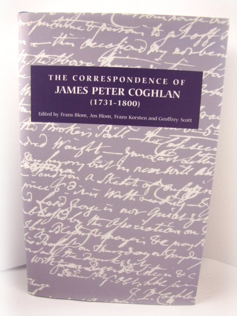 Image for The Correspondence of James Peter Coghlan (1731 - 1800)