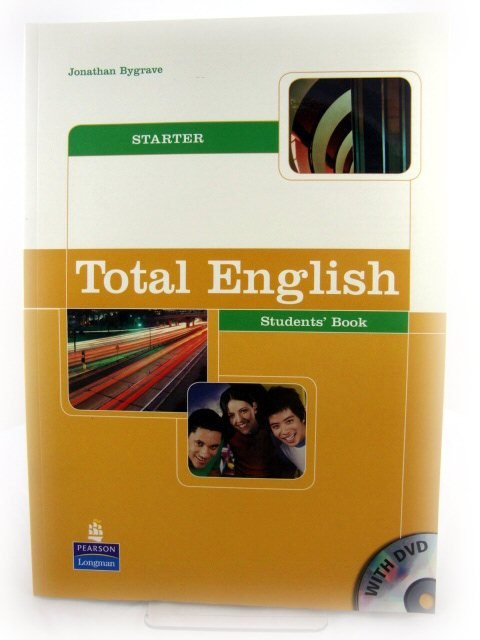 Image for Total English Starter Student's Book